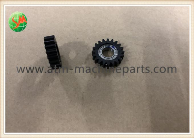 ATM Machine Spare Parts G750 K3-1  Black Plastic Tooth Gear G750 K3-1