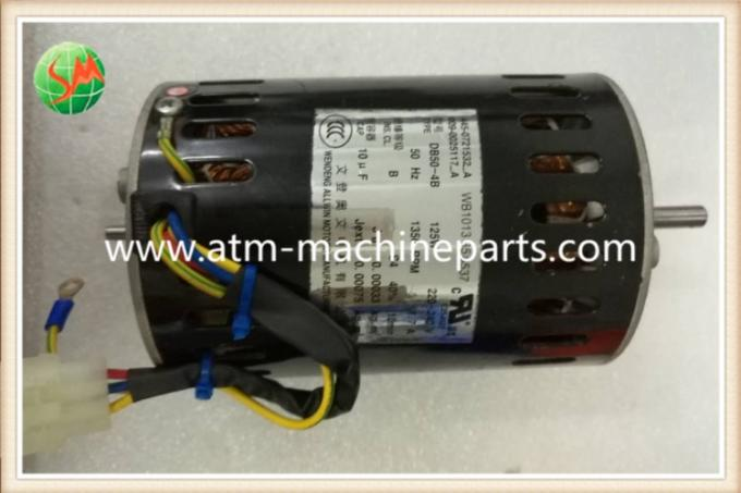 445-0721532 445-0704419 ATM Machine Parts NCR Motor 0090025117 4450721532 66xx 125w 50HZ 0B50-4B