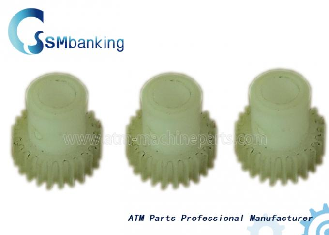 Durable White Fujitsu ATM Parts Replacement Gear CA05805-C601-07