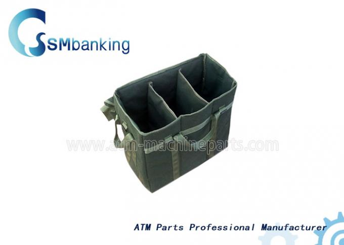 ATM Part Machine Spare Parts Cassette Bag with Three Cassette Room