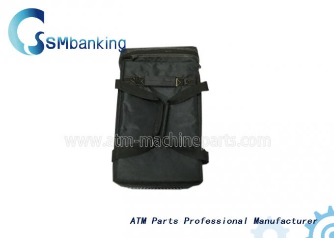 ATM Machine Parts Durable  Cassette Bag with 2 Cassettes In Good Quality