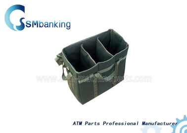China ATM Part Machine Spare Parts Cassette Bag with Three Cassette Room supplier