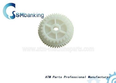 China ATM Plastic Material NCR ATM Parts White Pulley Gear 009-0017996-7 supplier
