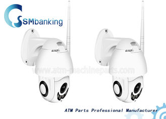 China Professional CCTV Security Cameras , IP Dome Camera With 128G TF Card Storage supplier