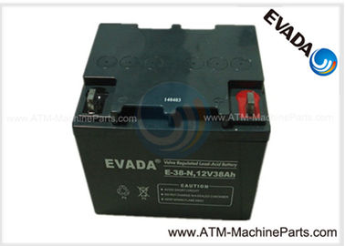 China ATM UPS black color EVADA UPS BATTERY atm machine with good quality supplier