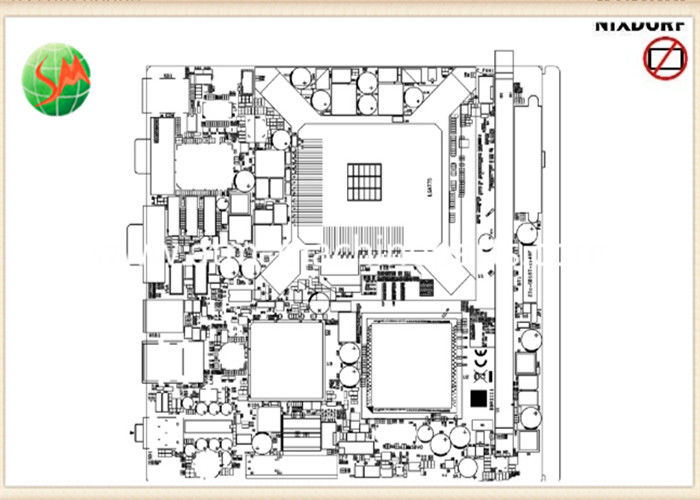 1750203560 Motherboard Core 2 Duo Wincor Atm Parts