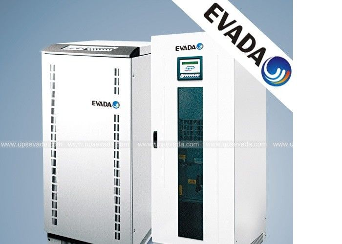 3 Phase High Frequency White ATM UPS 10KVA - 400KVA Three Input And