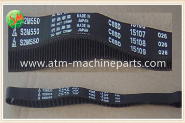 China BDU Toothed Belt Fujitsu ATM parts CA02953-4275 S2M550 60 Days Warranty distributor