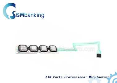 China Plastic NCR ATM Parts Cash Dispenser NCR 5886 5887 FDK 4 Keys Membrane Assembly LEFT 12.1 Inch 0090017184 009-0017184 factory