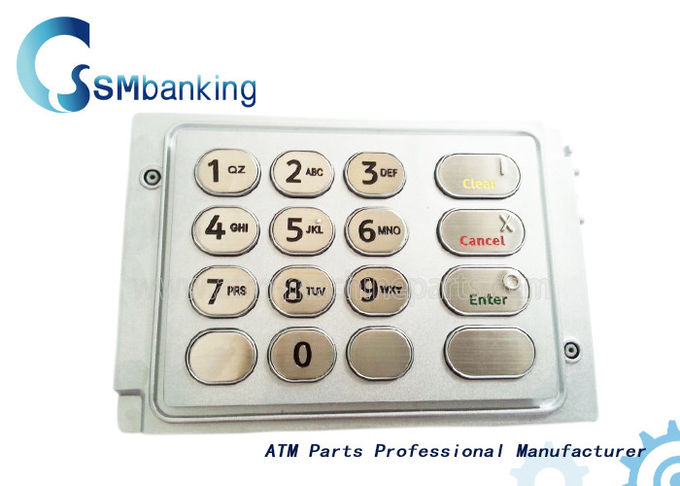 445-07171082 66XX selfserv UEPP Metal And Plastic EPP ATM Keyboard With USB port International Version